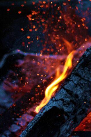 Flames Underneath