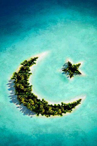 Star Moon Island