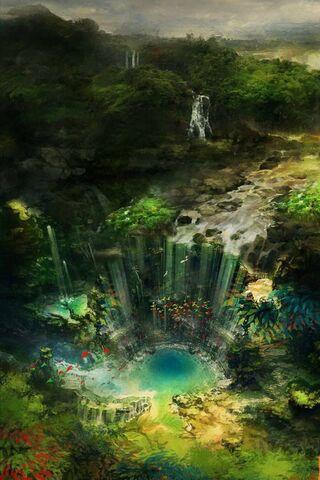 Fantasie Natur