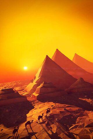 Montañas y arenas