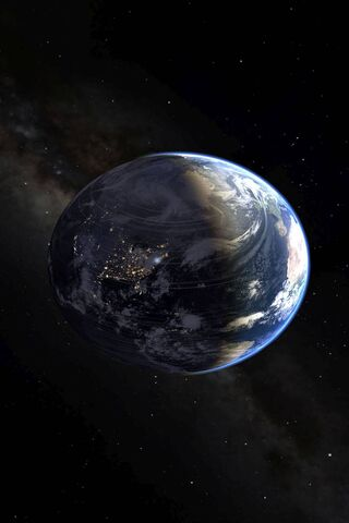 الأرض 2016