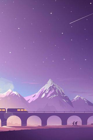 Keretapi Minimalis