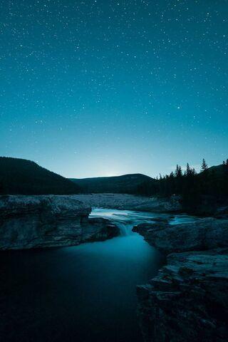 4k Night Sky