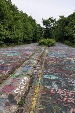 Graffiti Highway Pa
