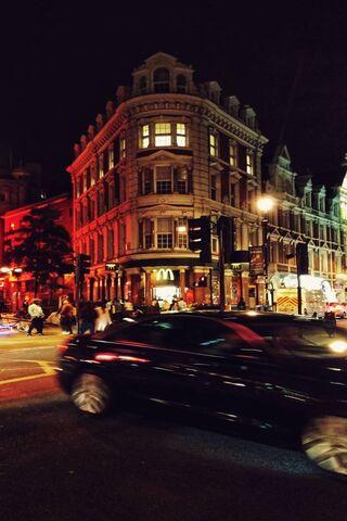 Thị trấn đêm