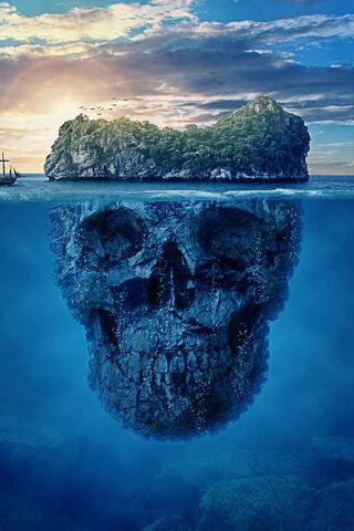 Ilha morta Adnan
