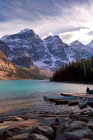 Jezioro w dolinie 3