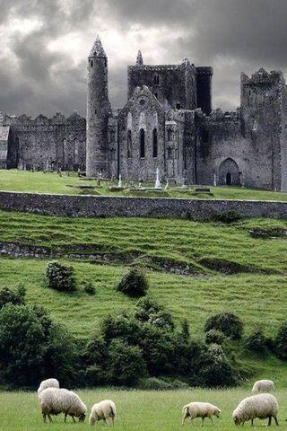 Lâu đài cổ đại