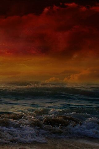 Turbulent Black Sea