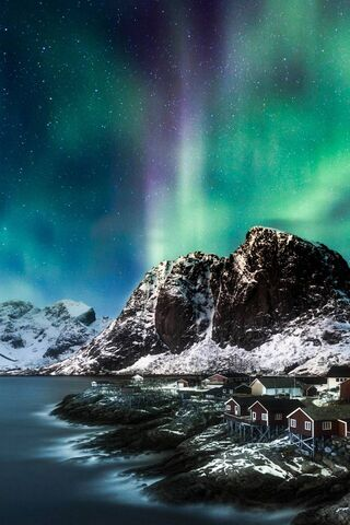 Noruega Lafoten