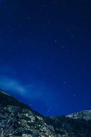 Blue Star Night