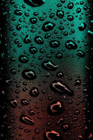 Gradiente di acqua nera