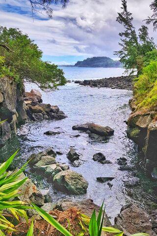 Cascata da Ilha
