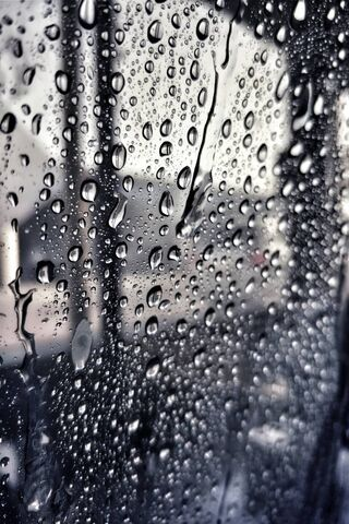 Phoneky مطر جميل Hd خلفيات