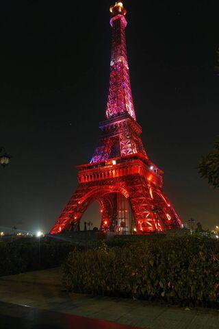 Torre Eifel Behria
