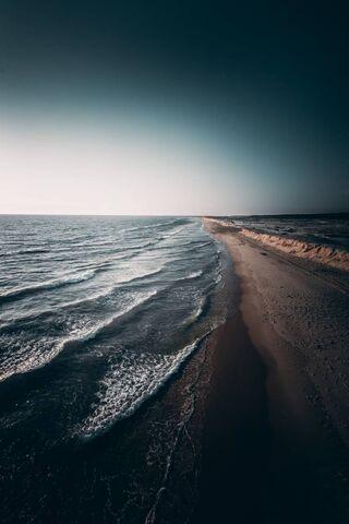 Pantai gelap