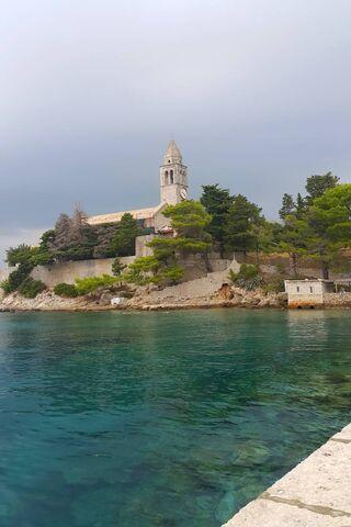 Ilha da Croácia
