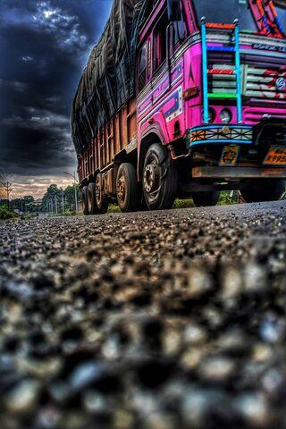 Local Truck India