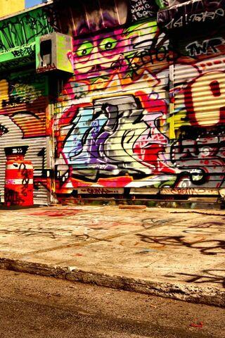 Graffiti Hayatı