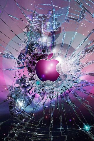 Apple Broken Screen
