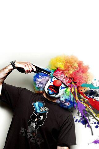 Clown R993