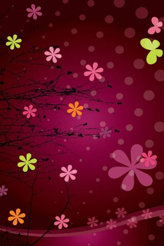 Pink-Abstract-Flower