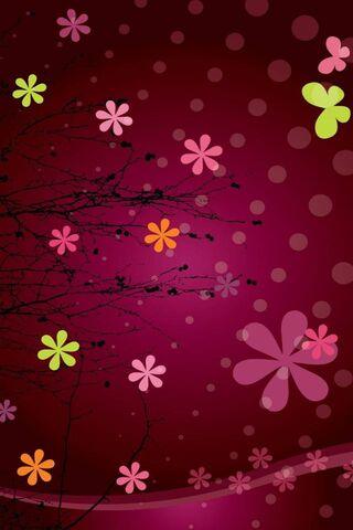 गुलाबी-सार-फूल