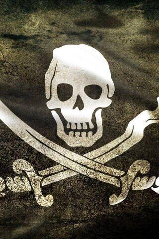 समुद्री डाकू झंडा