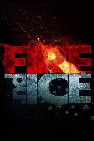 Ogień i lód
