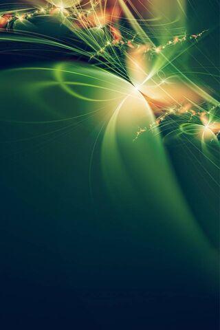 نغمة خضراء داكنة