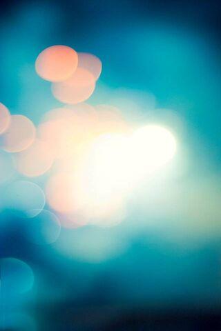 Soft Blue Light