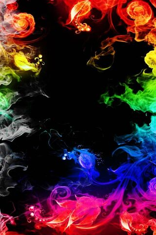 Fumo arcobaleno