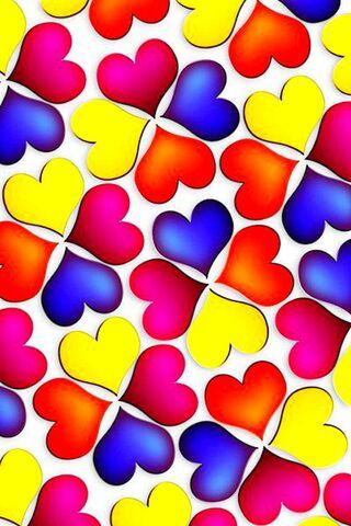 Trái tim hỗn hợp