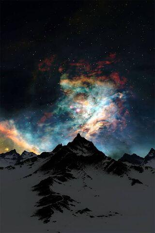 रात्रीचे आकाश
