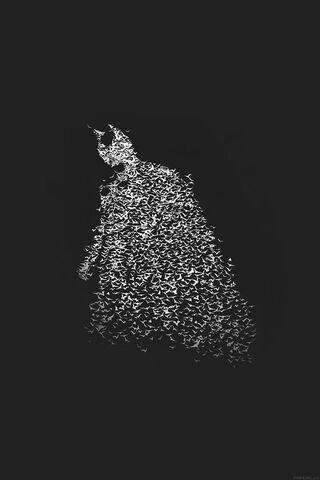 الرجل الوطواط