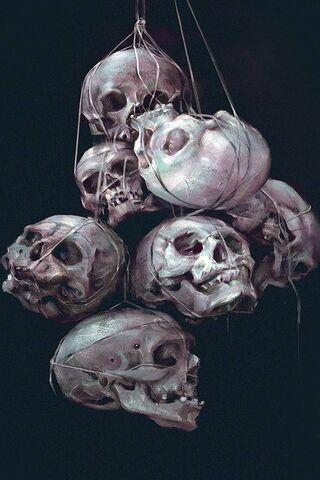 Paint-Skull