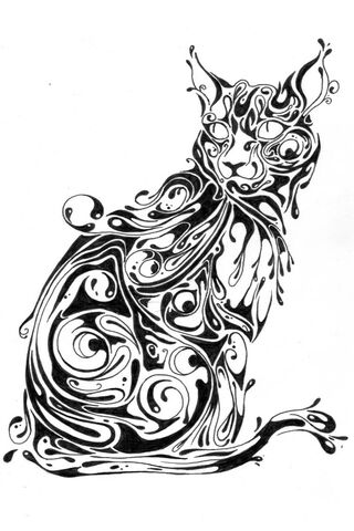 Seni Kucing