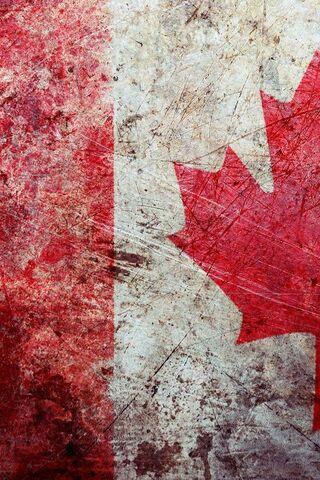 कनाडाई झंडा