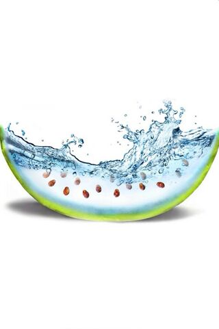 Real Water Melon