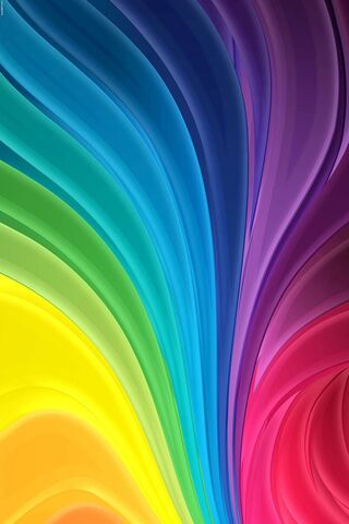 Тече кольори