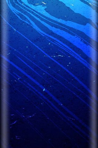 S10 Blue Abstract