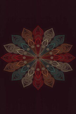 मंडला फूल