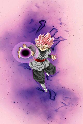 Goku Black Wallpaper Download To Your Mobile From Phoneky