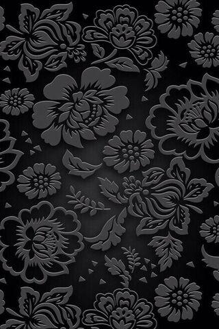 زهور ثلاثية الابعاد الخلفية تحميل إلى هاتفك النقال من Phoneky