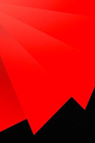 तीव्र आणि लाल