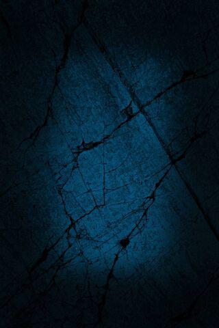 Pierres Bleues Craquelées