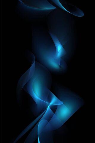 Blue Stylus