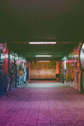 Tàu điện ngầm Graffiti