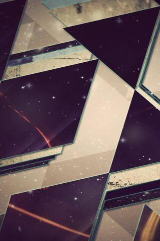 त्रिकोण नमुना