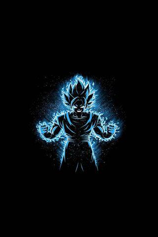 Goku Fond D Ecran Telecharger Sur Votre Mobile Depuis Phoneky